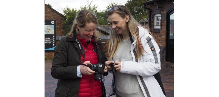 Explore Your Camera Part 1 - Get off Auto in Little Moreton Hall, Congleton