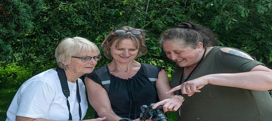 Explore Your Camera Part 1 - Get off Auto in Trentham Gardens & Estate