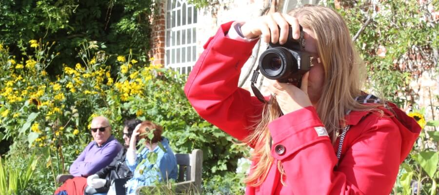 Explore Your Camera Part 2 - Developing Skills in Chelmsford Museum