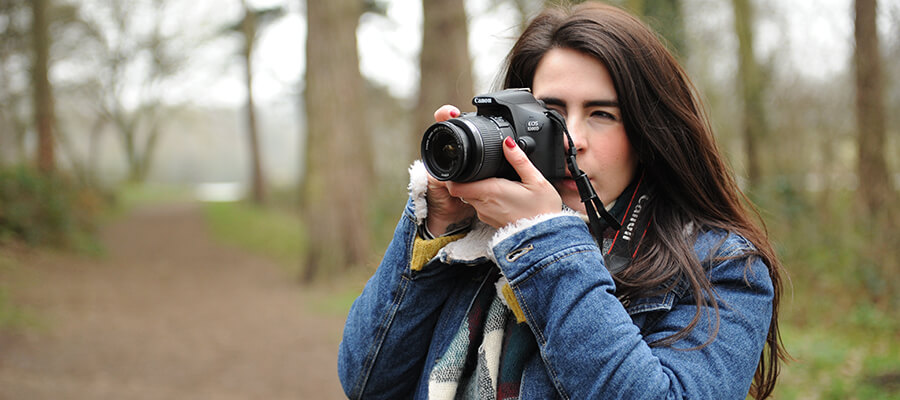 Explore Your Camera Part 2 - Developing Skills in North Nottinghamshire