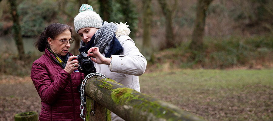 Explore Your Camera Part 2 - Developing Skills in Whisby Nature Park, Lincoln