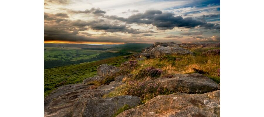 Introduction to Landscape Photography in Ilam Park, Peak District