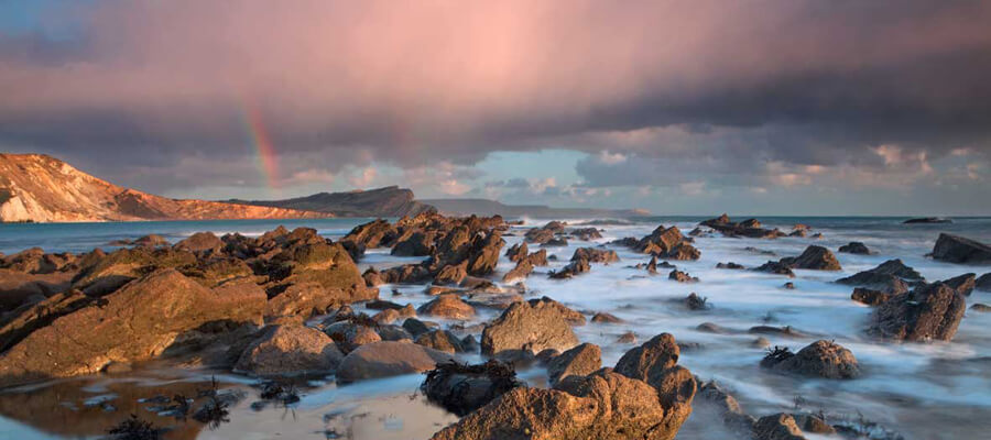 Introduction to Landscape Photography in Kimmeridge Bay, Wild Seas Center